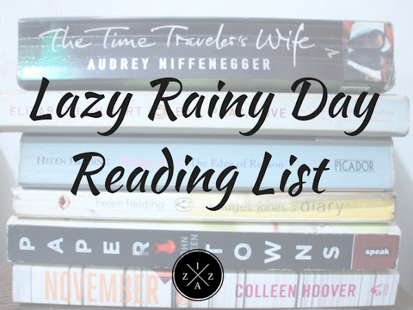 Lazy Rainy Day Reading List - Philippines