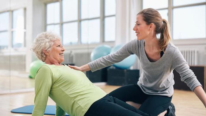 Olahraga Untuk Penderita Panyakit Jantung
