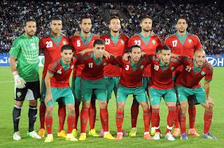 وليد أزارو مهدد بالاستبعاد من المشاركة مع منتخب المغرب في أمم أفريقيا مصر 2019