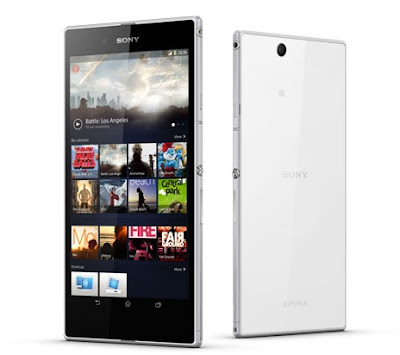Sony Xperia Z Ultra Waterproof Phablet Specification | Price - Philippine | Geek Sprout