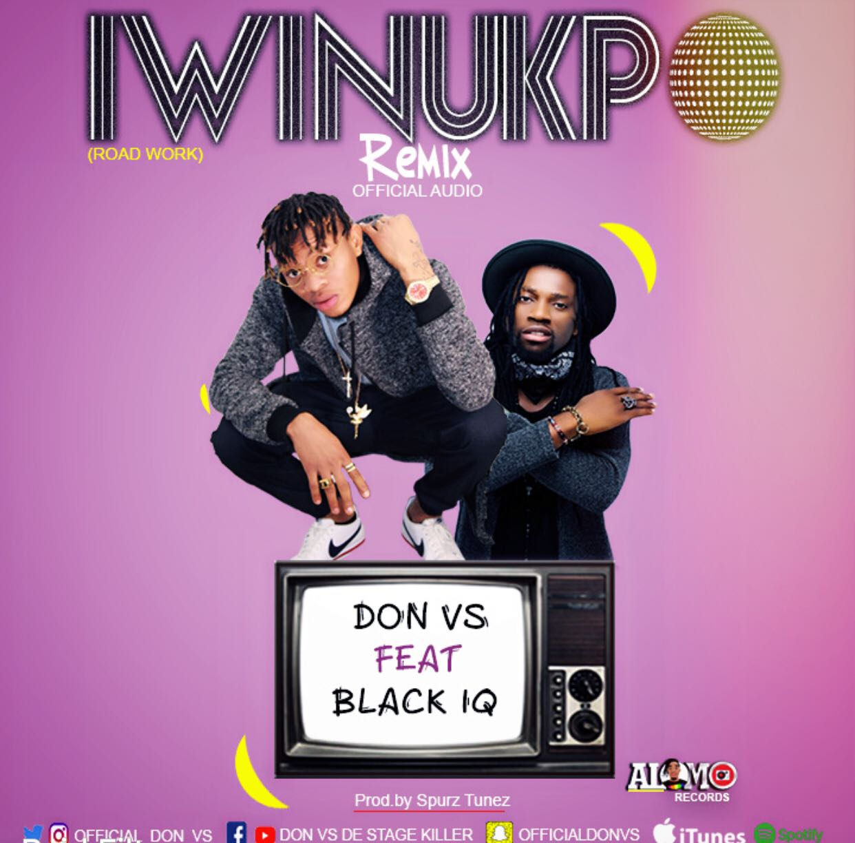 YOUNG BLIZZY MUSIC RADIO/BLOGS: MUSIC PREMIERE:DON VS IWINUKPO FEAT