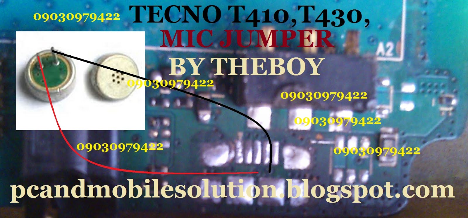 TECNO T410,T420,T430 MIC WAY AND SOLUTION - Jumare's blog
