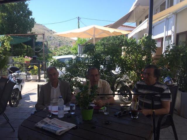 Εποικοδομητικός διάλογος  του ΣΥΡΙΖΑ για την Αγροτική ανάπτυξη σε Τίρυνθα, Αγ. Ανδριανό και Ασίνη