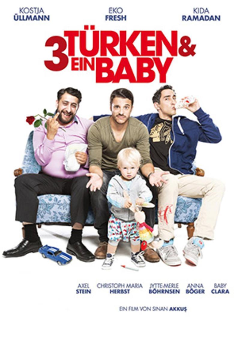 3 Turcos e um Bebê - HD 720p