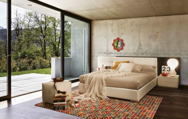 Dormitorio principal moderno dormitorios colores y estilos for Decoracion de habitacion matrimonial