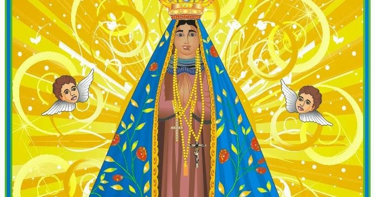 Querida Padroeira Do Brasil Abenç Frases Nossa Senhora: ARTEROCHA: NOSSA SENHORA APARECIDA