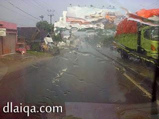 Fun Driving: Berkendara Saat Hujan