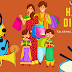 DIWALI WISHES TEMPLATE VIDEO FROM TALK SYNC