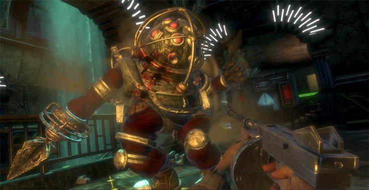 تحميل لعبة BioShock برابط مباشر + تورنت