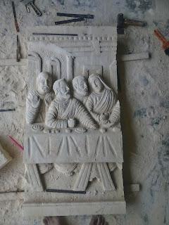 Relief perjamuan batualammurni.com