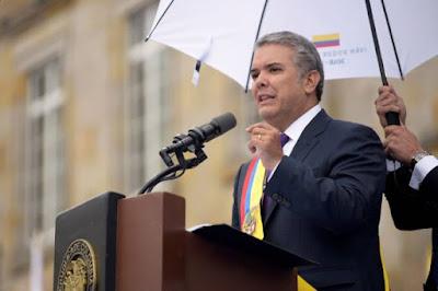 Novo governo da Colômbia irá rever reconhecimento da Palestina