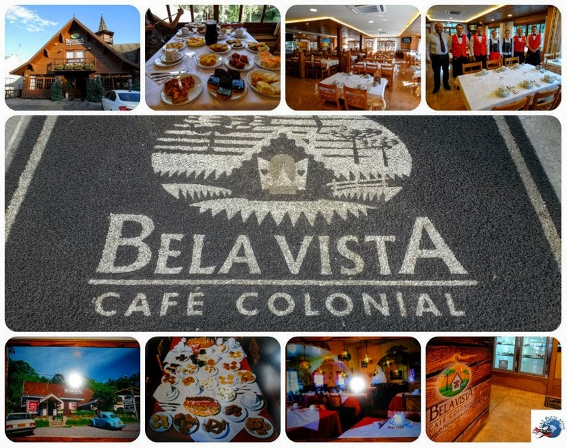 Bela Vista Café Colonial - Gramado RS