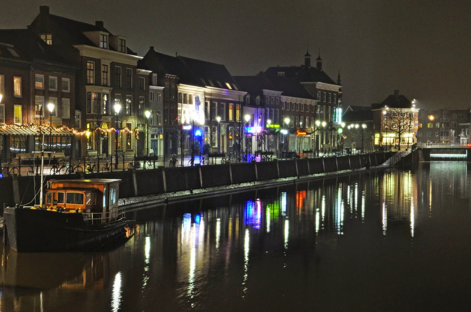 Breda by night - fotocursus en opleidingen Artstudio23