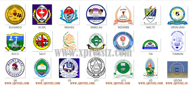 TCU & NACTE:The Ardhi University (ARU),University of Dodoma(UDOM),College of African Wildlife Management(Mweka),Mbeya University of Science and Technology (MUST) AND Tanzania Institute of Accountancy Selected Undergraduate Applicants for Degree Round III, Certificate and Diploma into Academic year 2018/19