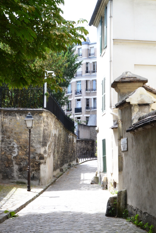Art et glam la rue berton paris 16e quand balzac fuyait - Location meuble paris 16e arrondissement ...