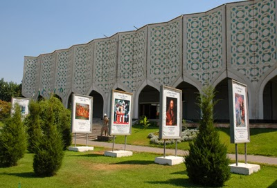 tashkent art craft, uzbek holidays