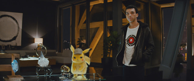 Pokémon: Detektiv Pikachu (Pokémon: Detective Pikachu) – Recenze