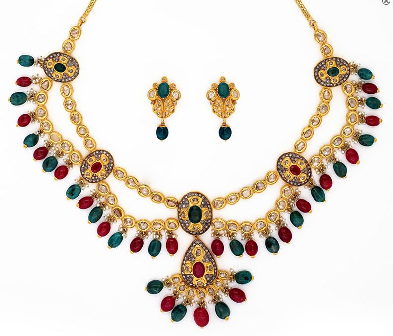 Sale News And Shopping Details March 2012: Sale News And Shopping Details: GRT Diamond Necklace