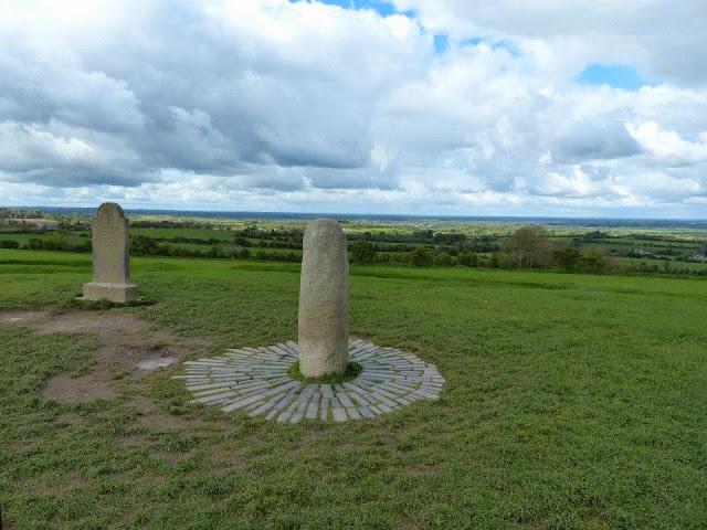 Tara capitale mythique de l'Irlande
