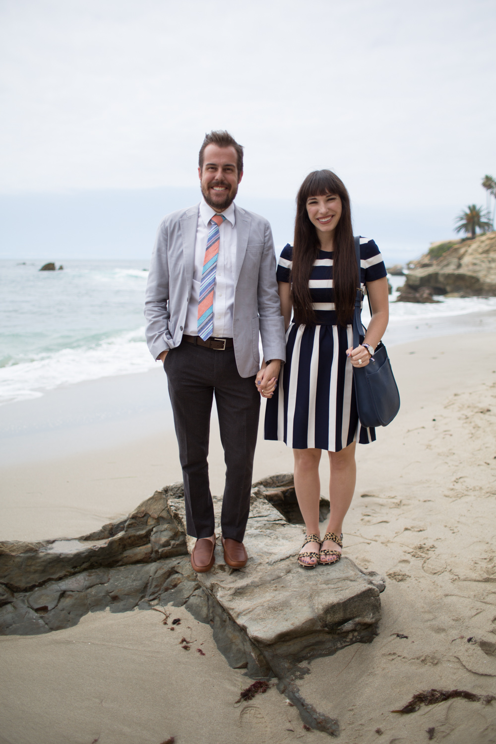 Couples Fashion Blog, Beach Style