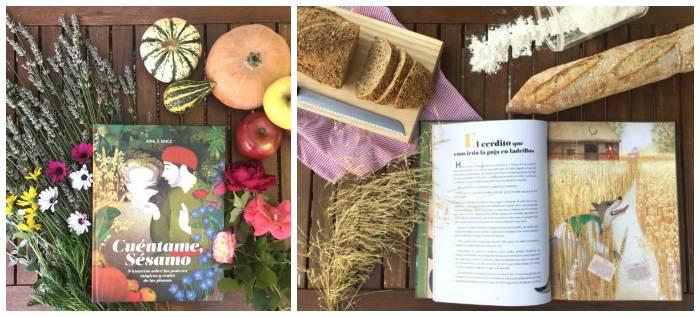 los mejores libros informativos para niños, libros conocimientos botanica, plantas
