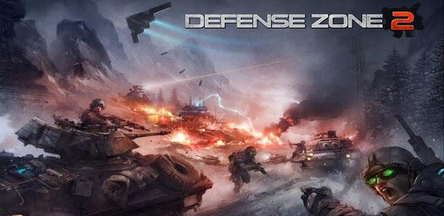 Game: DEFENSE ZONE 2 HD Full version 1.2.0 APK + DATA Direct Link