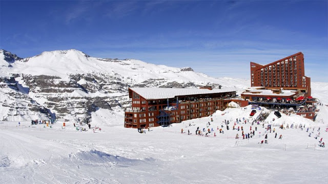 Esquiar em Santiago no mês de agosto