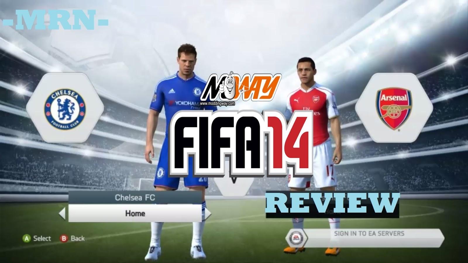 FIFA 14 Full Update Season 15/16 Latest is Here