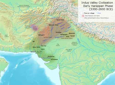 Persian influence on terms used in Pre Vedic and Vedic Period