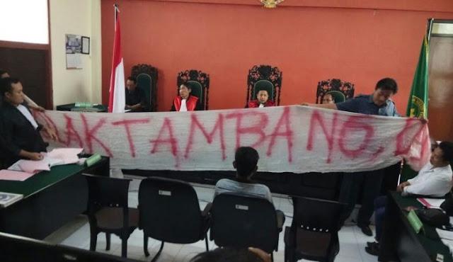 Demo Bawa Spanduk Palu Arit, Budi Dihukum 4 Tahun Penjara