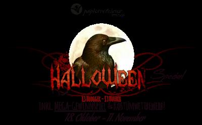 [Blogtour] Halloween Special Papierverzierer Verlag: The Wild Hunt von M. H. Steinmetz