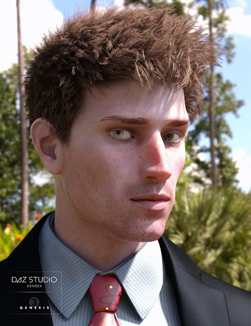 Lennox for Genesis 3 Male