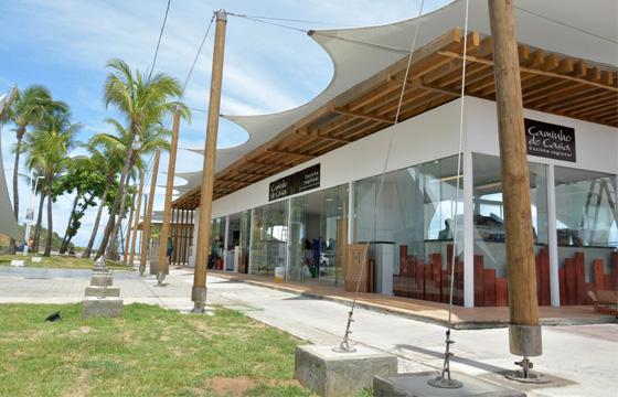 Achegue-se! Restaurante Auge da Baiana Mercado Caramuro