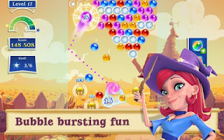 Download Bubble Witch 2 Saga Apk v1.44.2 (Mod Boosters/Lives/Moves) Terbaru 2016