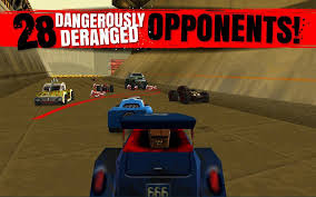 Game Carmageddon Mod apk v1.2 Unlimited Money Terbaru