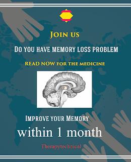 Memory loss treatment