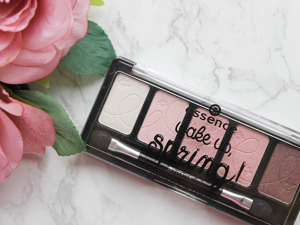 Essence Wake Up, Spring Eyeshadow Palette