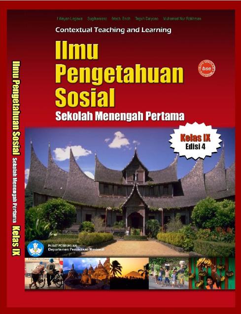 Download Buku Siswa KTSP SMP dan MTs Kelas 9 Ilmu Pengetahuan Sosial
