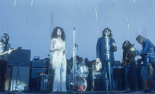 Talk From The Rock Room: Put The Boot In: Jefferson Airplane