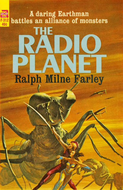 The Radio Planet, de Ralph Milne Farley