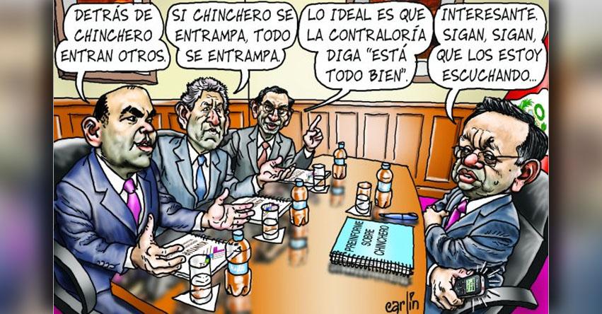 Carlincaturas Viernes 30 Junio 2017 - La República