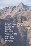 OneRepublic - Somebody To Love Quotes