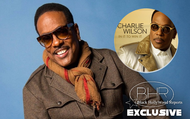 "The Legendary Charlie Wilson Is Back With New Album ""In It To Win It"""