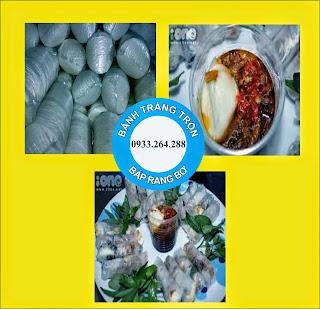 nguyên liệu làm bánh tráng trộn : 0933.264.288