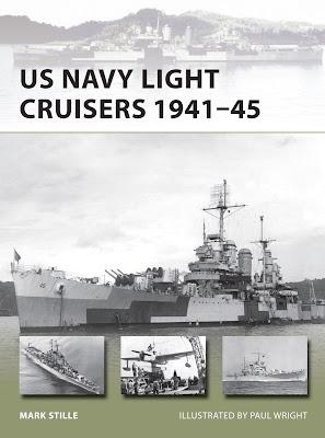 US Navy Light Cruisers 1941–45