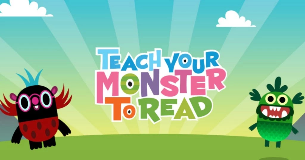 Free Teach Your Monster to Read App | Daily Kids Deals