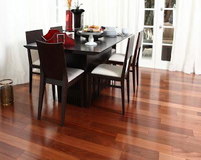 Sàn gỗ tự nhiên hội tụ nhiều tính năng