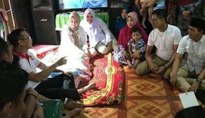 Bayi Kembar di Sumatra Selatan Diberi Nama Cagub-Cawagub