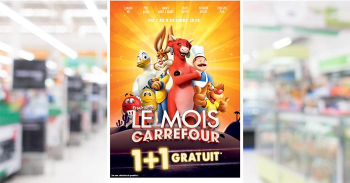 Catalogue Carrefour Du 2 Au 8 Octobre 2018