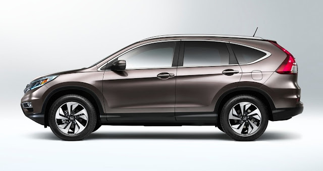 2016 Honda CRV brown